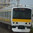 2018年5月18日  総武線  平井 E231系A519編成