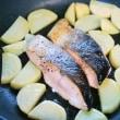 ガーデニングには丁度良い気温~~~晩ごはんは鮭のちゃんちゃん焼き~