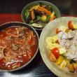 玉ねぎたっぷり・トマトスープ
