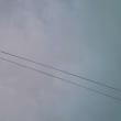 2018/2/20(火)  午前9時前と午前11時札幌の空模様