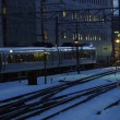 2018年1月24日,今朝の中央線 中央ライナー2号 E351系