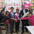 アベ政治NO!比例代表・日本共産党、福井1区かねもと、2区猿橋候補へ!
