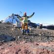 冬の富士山11回目 落石、突風の怖さを思い知る!!