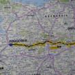 '18 ツール・ド・フランの旅(第7) デュッセルドルフ~パリ~シャルトル (チャンバードゥーホテル・HOUX)