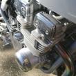 エンジンの造形美
