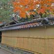 金沢の冬2017-1 長町武家屋敷跡 薦掛け Ⅱ