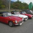 絶好の「旧車イベント」日和でした。