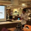 日本橋三越本店にてBratching(ブラッチング)講座実施しました。