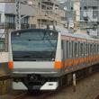 2017年10月18日 中央本線 西荻窪 E233系 H52編成