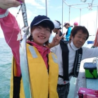 タチウオ釣り大会