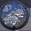 マンホールカード 大阪府大阪市(B001)