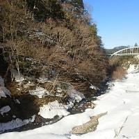 ブログ180310 念願の雪の加仁湯温泉に行ってきた♪~日光沢温泉まで周辺散歩