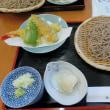 平泉でランチ : 麺房高松庵で究極の薬味とともにおそばをいただく・・・「暮坪そば」