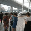 お客様打ち合わせ終了し、今 昆山新幹線駅です。