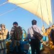 帆船みらいへ体験航海