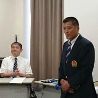 熊本県視覚障がい者柔道連盟から功績をたたえ『感謝状』板楠忠士先生
