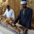 古代エジプトの重要人物か?ルクソール近郊の墓でミイラ1体発見!