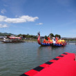 嵐山三舟祭り