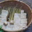 雲南省の毛豆腐について