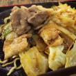 まんぷく食堂 京成大久保 スタミナ鉄板