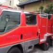 え?!消防車??