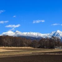 本日の八ヶ岳【大寒の頃】