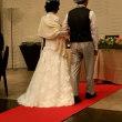 友達の結婚式へ