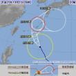 台風22号は、今3…ほう、どう?