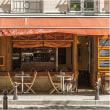 晴れのパリ・カフェ
