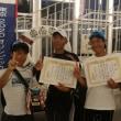 第129回神奈川五大学戦 両クラス個人優勝!