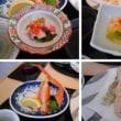 加賀屋京都店で蟹御膳ランチ