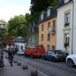 ルクセンブルクの街並みは~