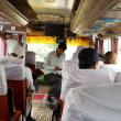 ナガルコットからカトマンズへのバス旅