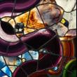 米国のステンドグラスアーティストのルイス・コンフォード・ティファニーが死去した。