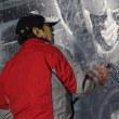 松本氷彫刻フェスティバル2018 スーパーデモンストレーション