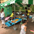 ひょうたん祭りゲームコーナー