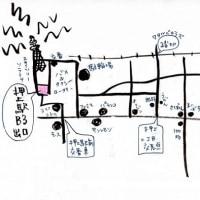 押上文庫までの道。(押上、曳舟、墨田区で日本酒が飲みたくなったら。)