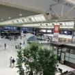 成田空港でサヨナラ