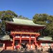 大宮氷川神社⛩で‥芸能人を見た👀「笑笑」