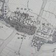 ネットで見る古地図資料展示館 日本古地図学会 明治18年地形図多色摺尼崎.守口近傍幻の地形図
