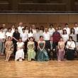 ひまわりの郷器楽ワークショップ発表会