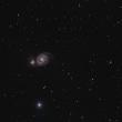 2018/02/17 秩父 オリオン大星雲と子持ち銀河