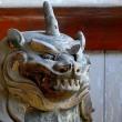 仁和寺・狛犬