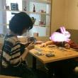 アロマタイムカフェ、お店でカードゲーム
