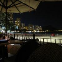 ハワイ最後の夜