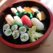 2月7日 お寿司の出前を取りました(橘組)
