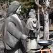 冨士御室浅間神社(里宮社)・・・(河口湖畔) 3月18日 ☆パルセイロ応援のついでに箱根一泊旅行(笑)