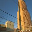 2019年1月 夕方の東海道本線浜松駅