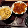 相方と♪小樽食堂で夕ご飯(~ ̄▽ ̄)~