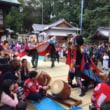 春日神社秋祭り